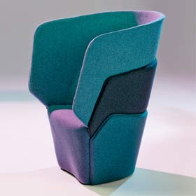 Offecct easy chair Layer