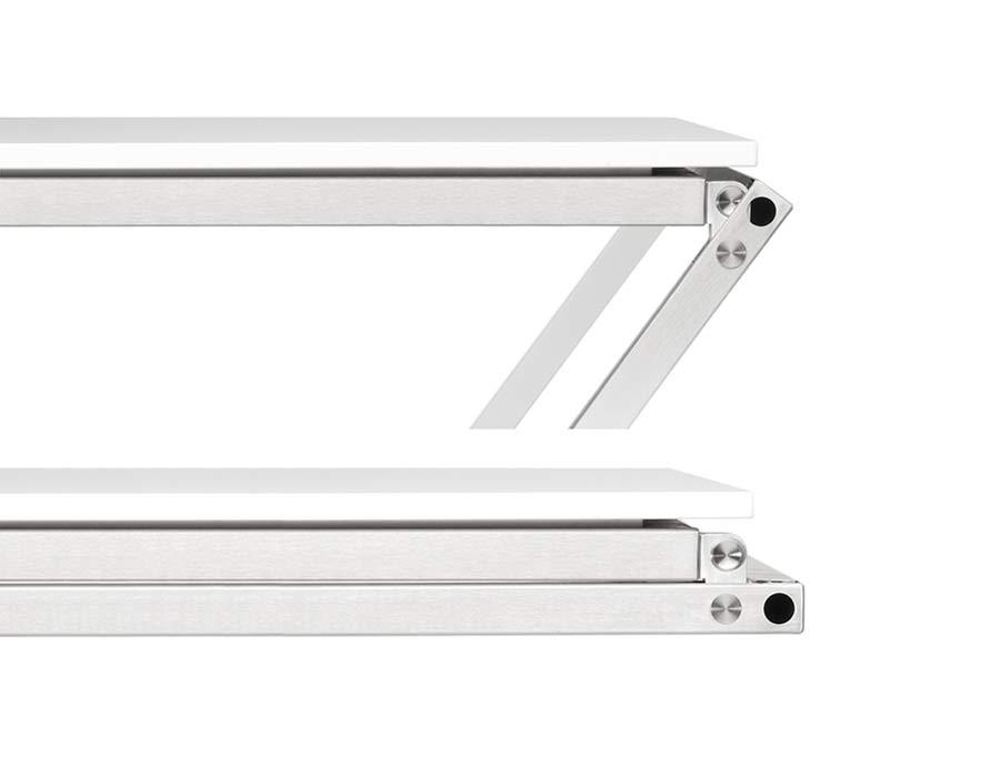 Avarte table Mina foldable