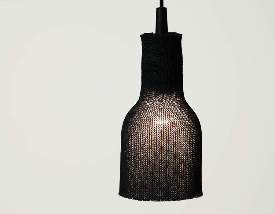 Experimental light objects Fab.Lights black