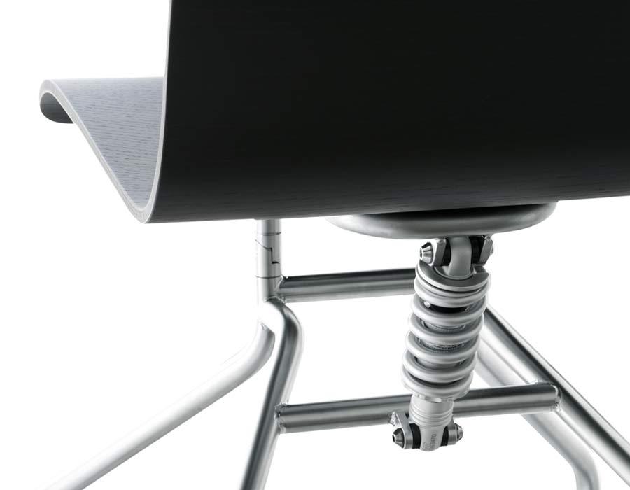 Lapalma light office chair Gira detail