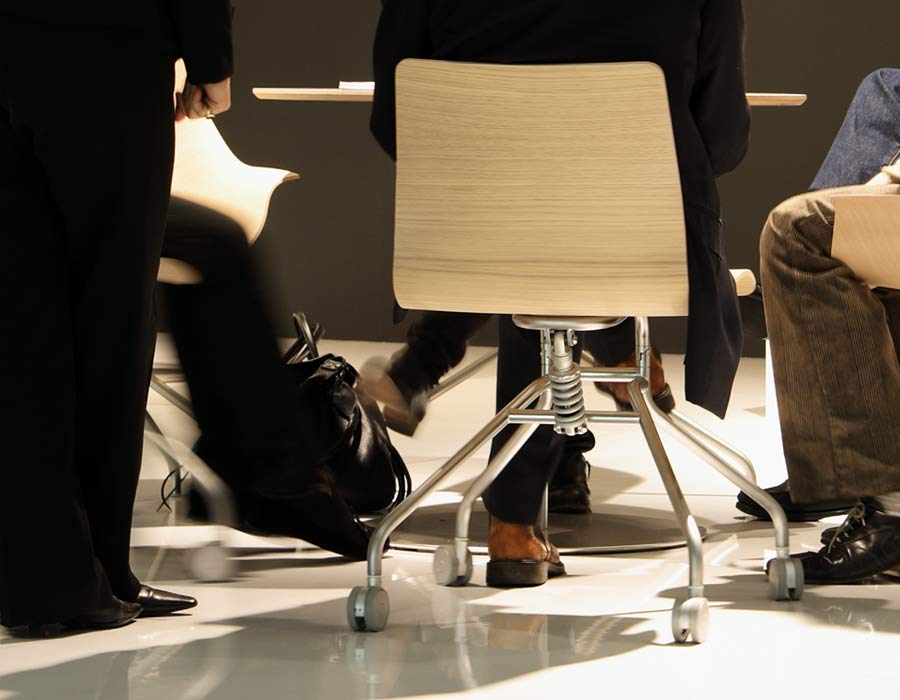 Lapalma light office chair Gira conference