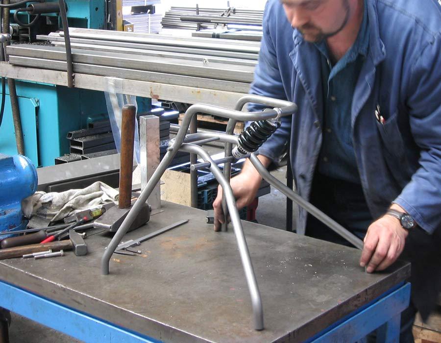 Lapalma light office chair Gira manufacture