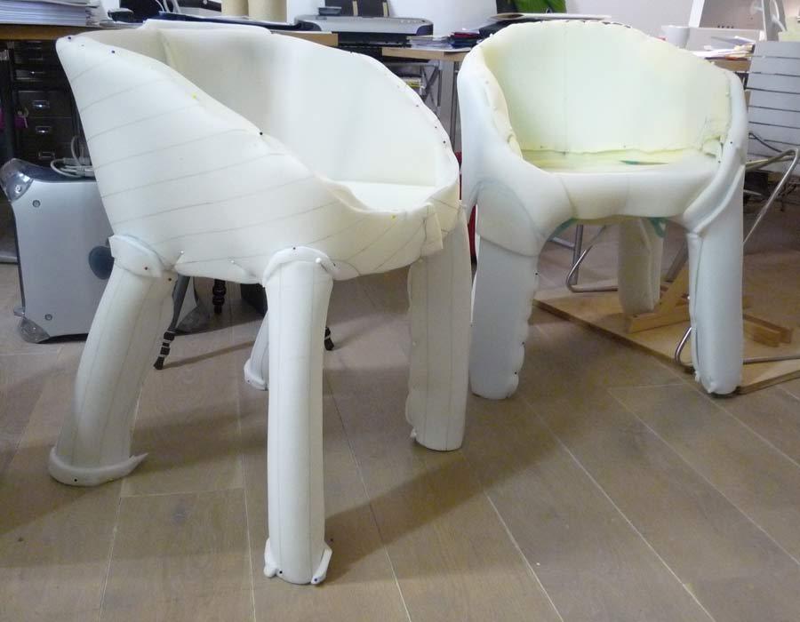 Magis easy chair Spacecoats draft
