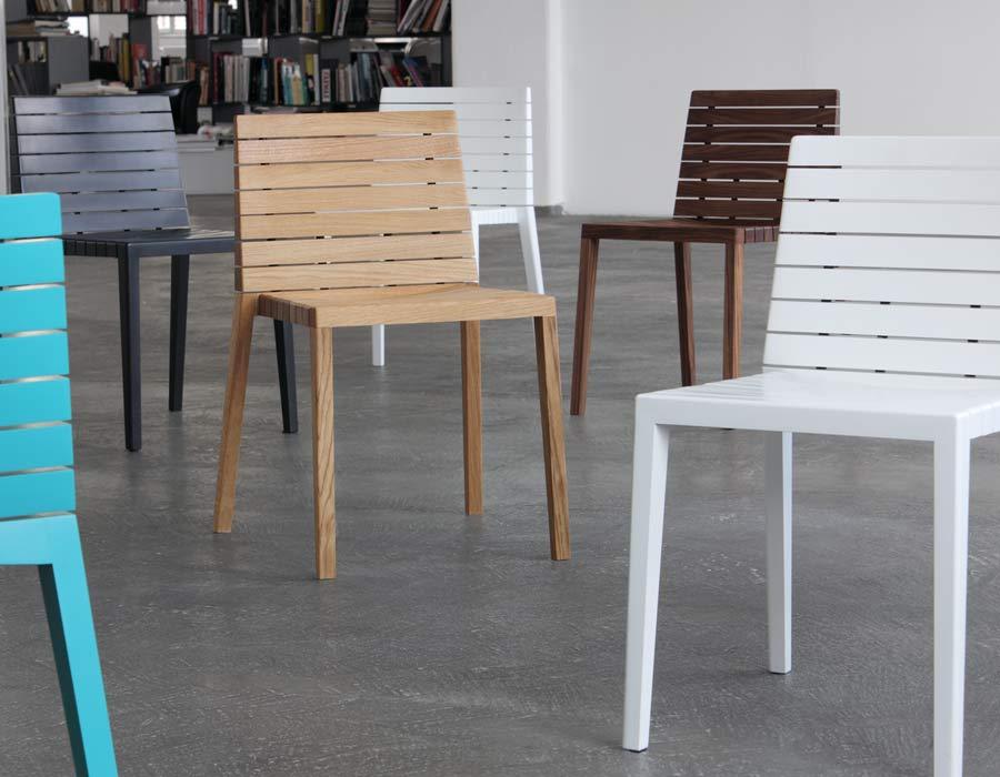 Schneiderschram Rip Chair in different colors