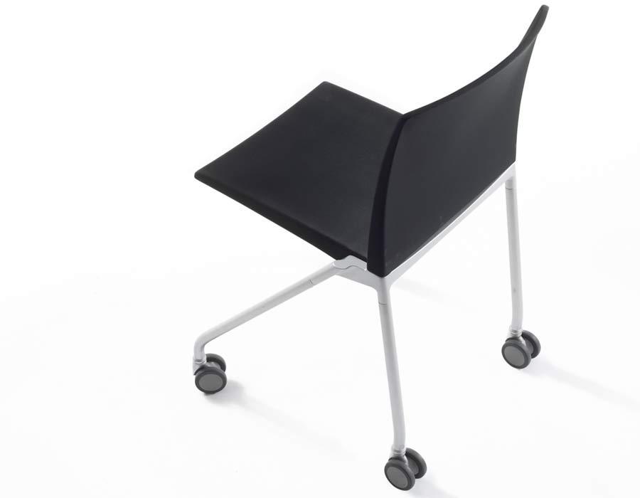 nesting chair calla wilkhahn unfolded