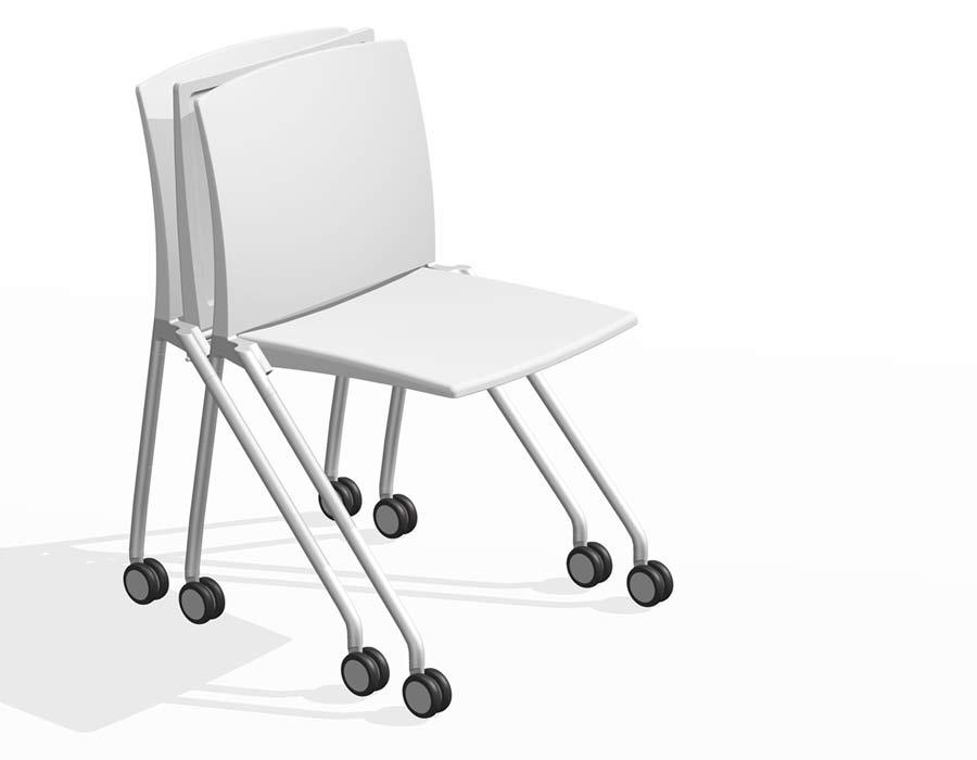 nesting chair calla wilkhahn stagged