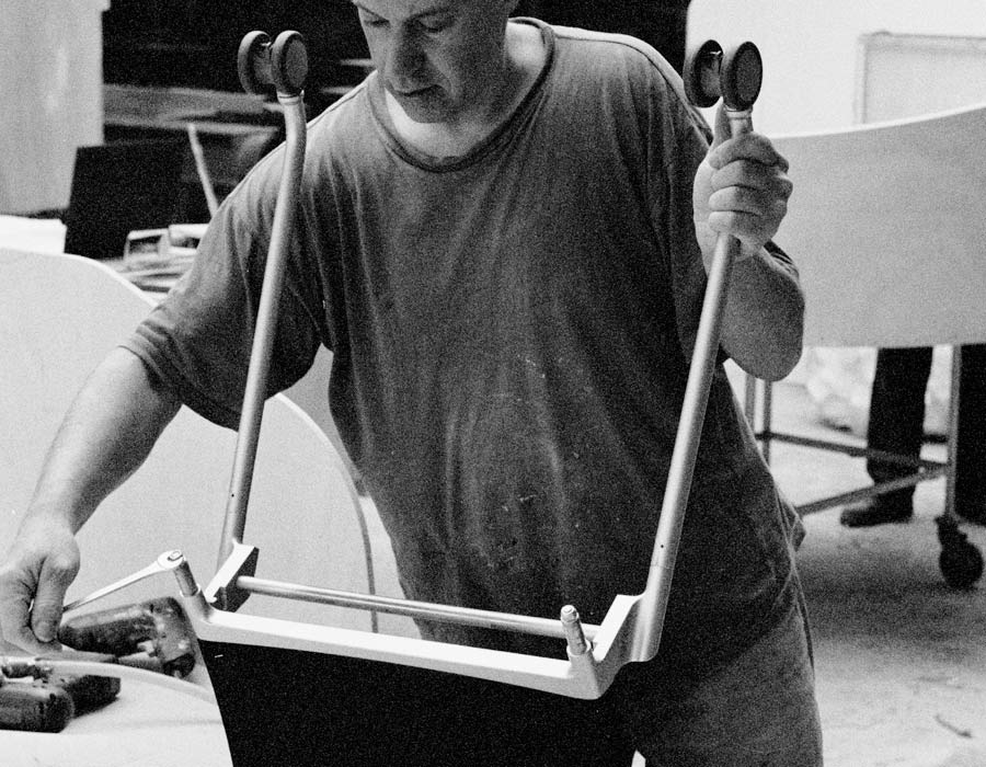 nesting chair calla wilkhahn prototyping
