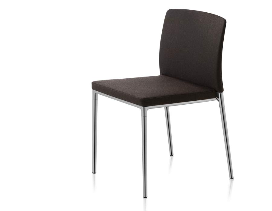 Wilkhahn conference chair Ceno black